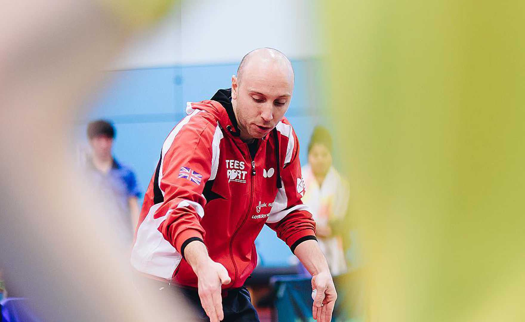 Greg Baker high-level sports coaching