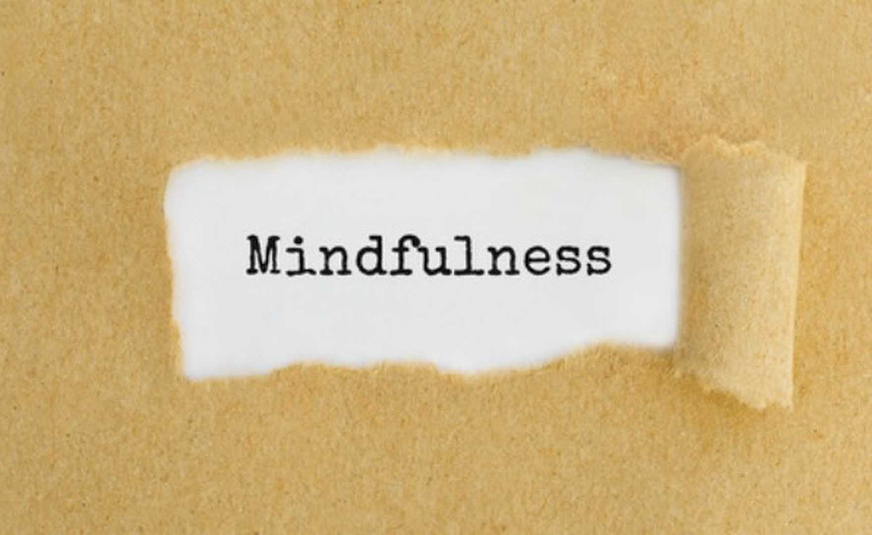 Mindfulness as a Frontline Intervention for Mental Health