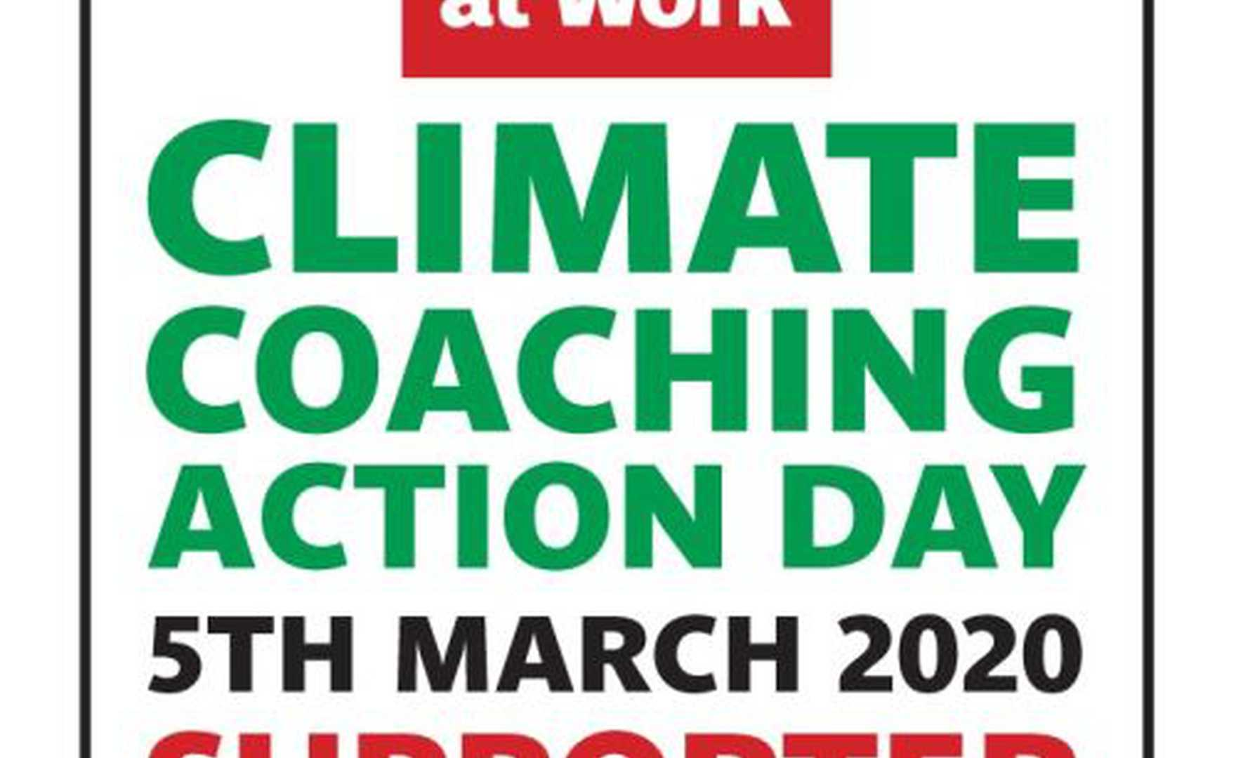 Climate Coaching Action Day 2020
