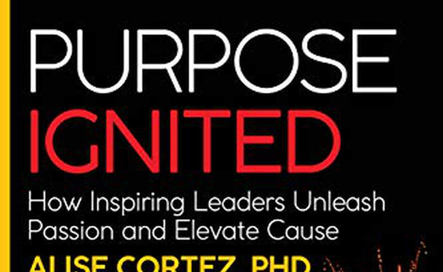 Book review – Purpose Ignited by Alise Cortez
