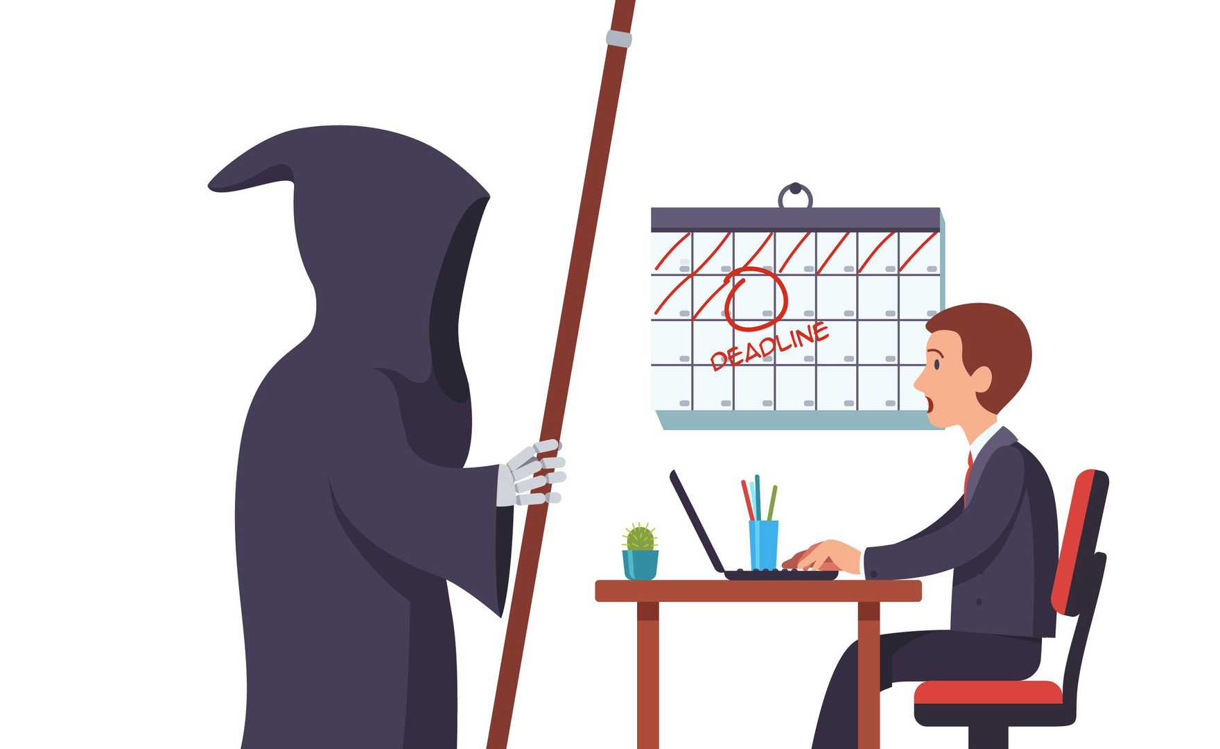 Are managers in danger of extinction?