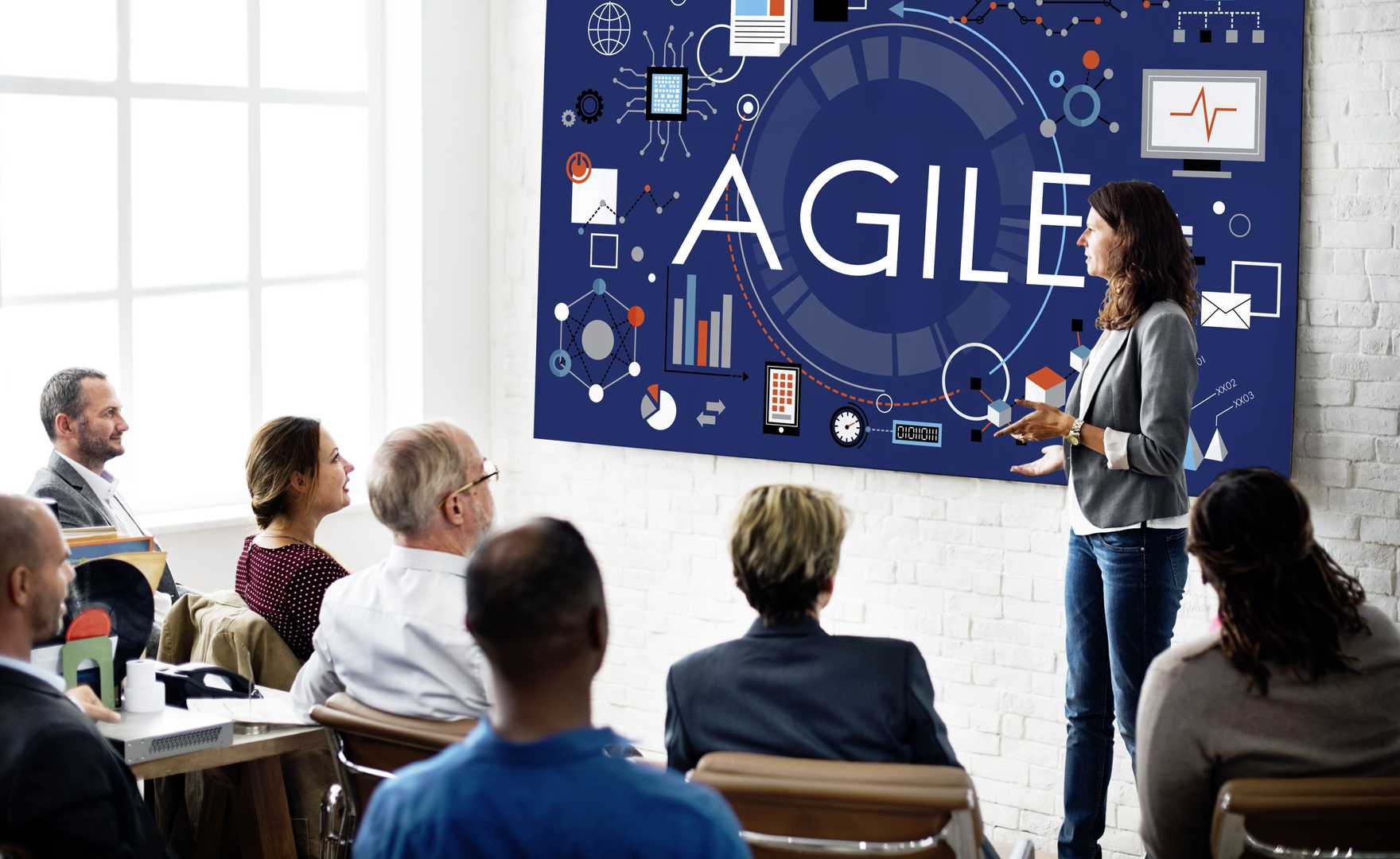 Is coaching your passport to an agile future
