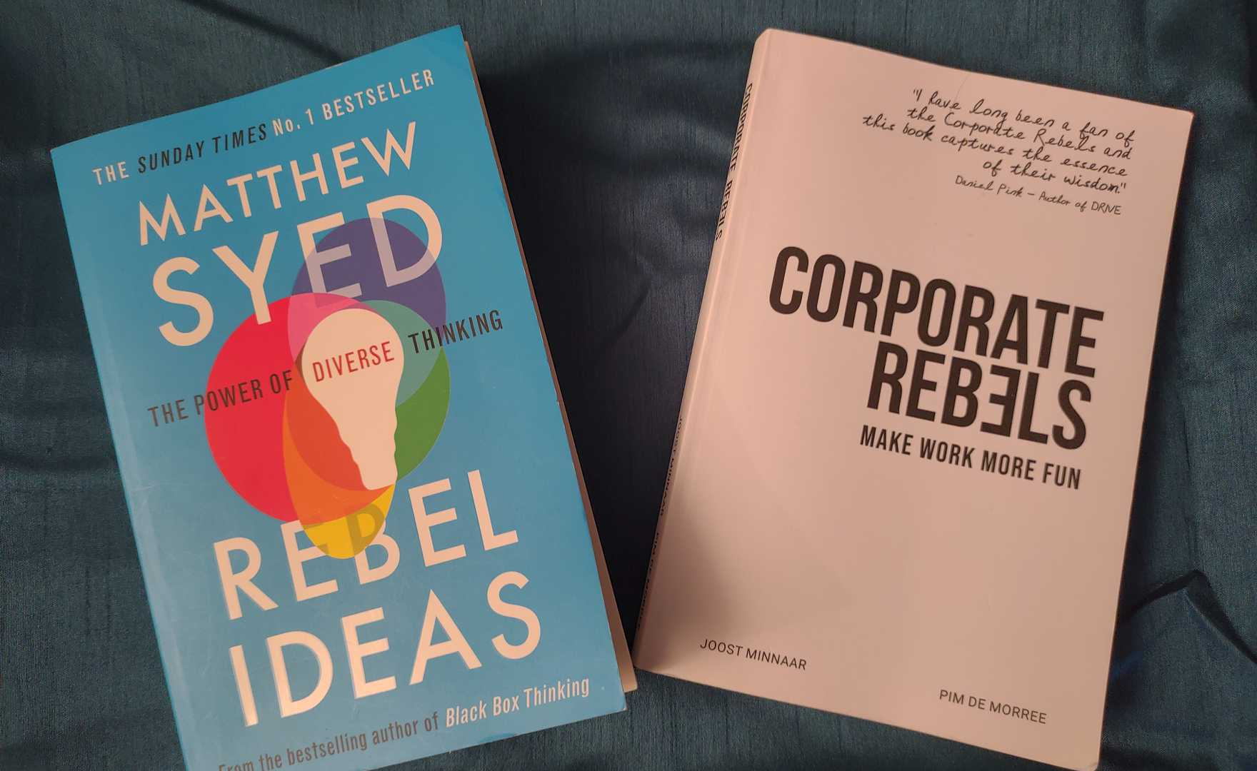 Two good reads for your Christmas list