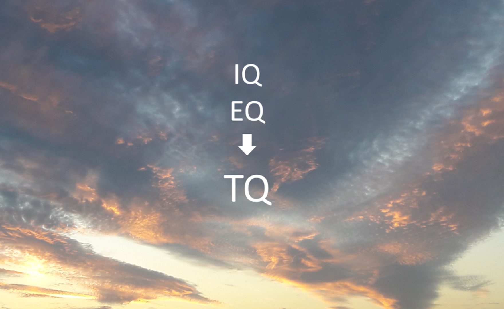 Beyond IQ & EQ – why leaders today need total intelligence (TQ)