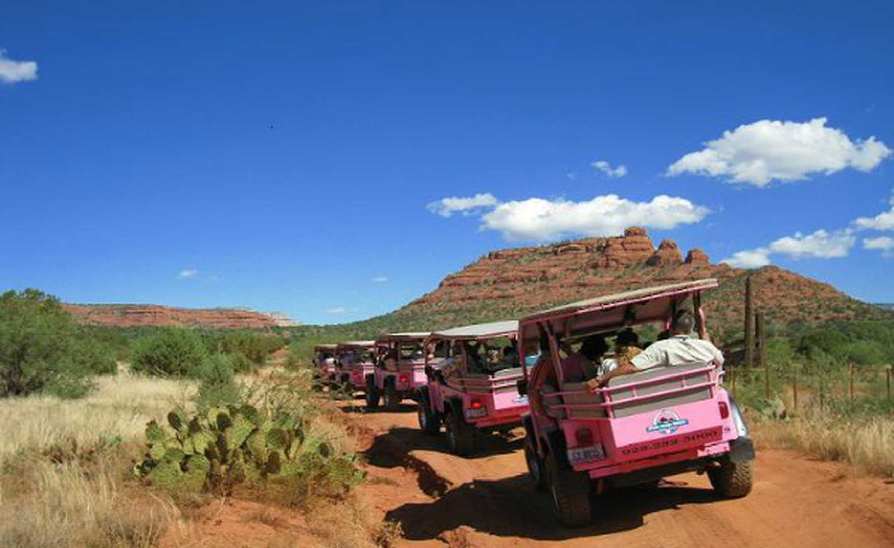 Pink Jeeps ROK: Habit no. 9: Choosing to be Kind