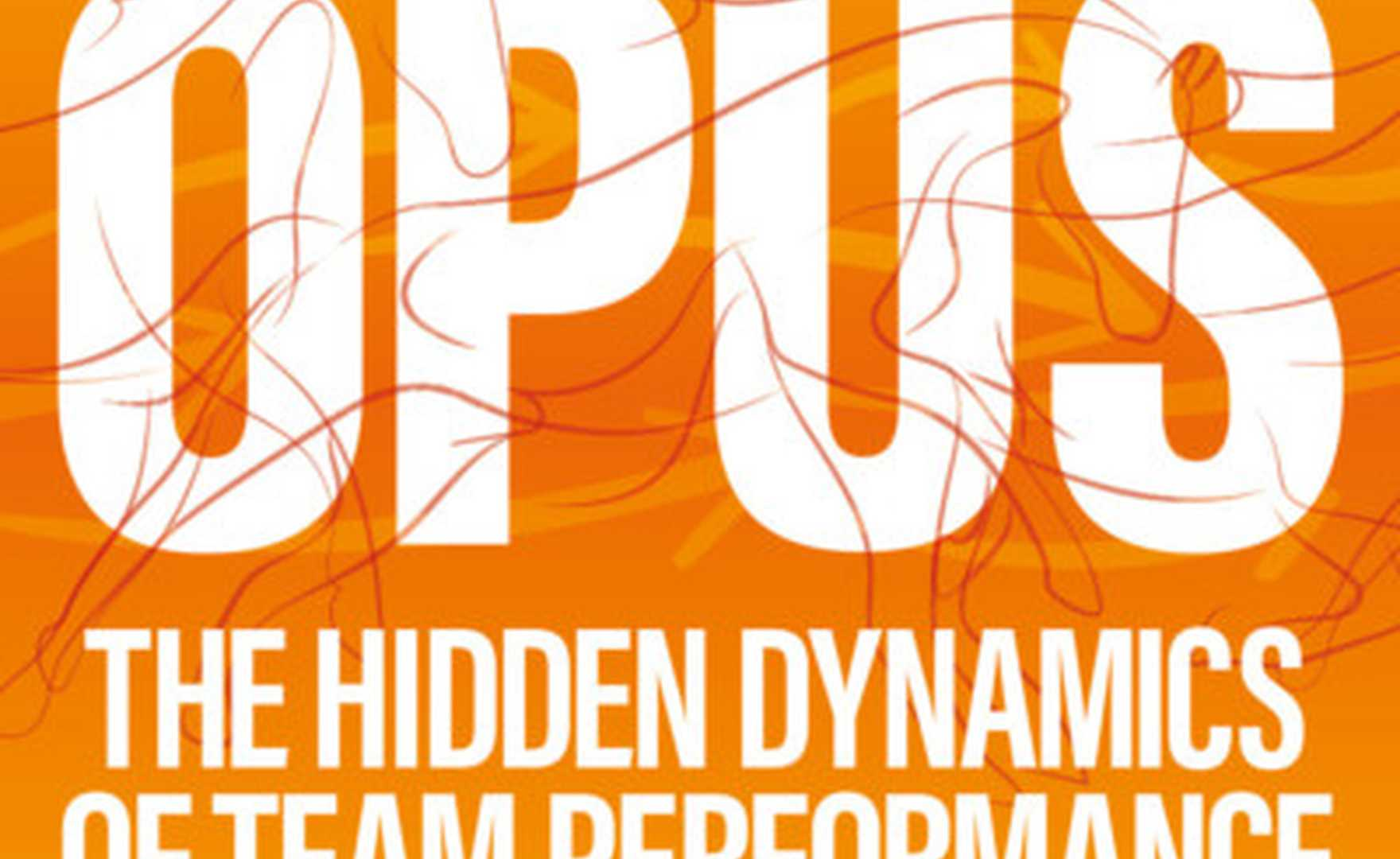 Book review – OPUS by Jude Jennison